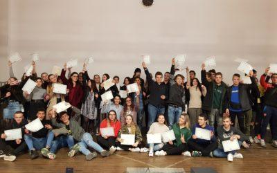 Cérémonie: Remise des diplômes 2019